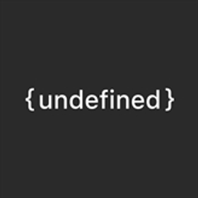 Undefined LLC is hiring for remote React Front End Dev