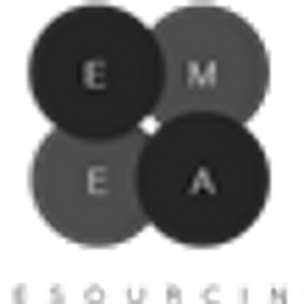 EMEA resourcing logo