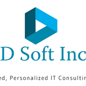 D Soft Inc logo