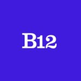B12 is hiring for remote Web Designer